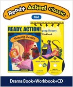 Pack-Ready Action Classic (Low) : Sleeping Beauty (StudentBook + WorkBook + CD)