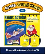 Pack-Ready Action Classic (Low) : Rudolph, the Red-Nosed Reindeer (StudentBook + WorkBook + CD)