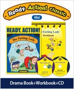 Pack-Ready Action Classic (Low) : The Farting Lady (StudentBook + WorkBook + CD)