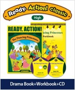 Pack-Ready Action Classic (Low) : The Dancing Princesses (StudentBook + WorkBook + CD)
