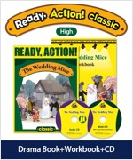 Pack-Ready Action Classic (Low) : The Wedding Mice (StudentBook + WorkBook + CD)