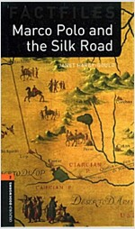 Oxford Bookworms Library Factfiles: Level 2:: Marco Polo and the Silk Road (Paperback)