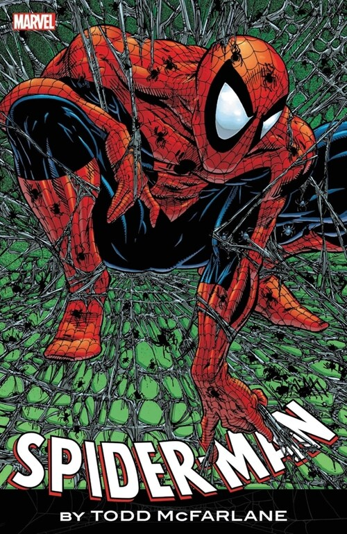 Spider-Man by Todd McFarlane: The Complete Collection (Paperback)