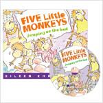 노부영 세이펜 Five Little Monkeys Jumping on the Bed (Paperback + CD)