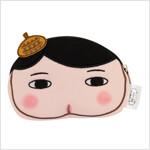 추리 천재 엉덩이 탐정 동전 지갑 (엉탐)