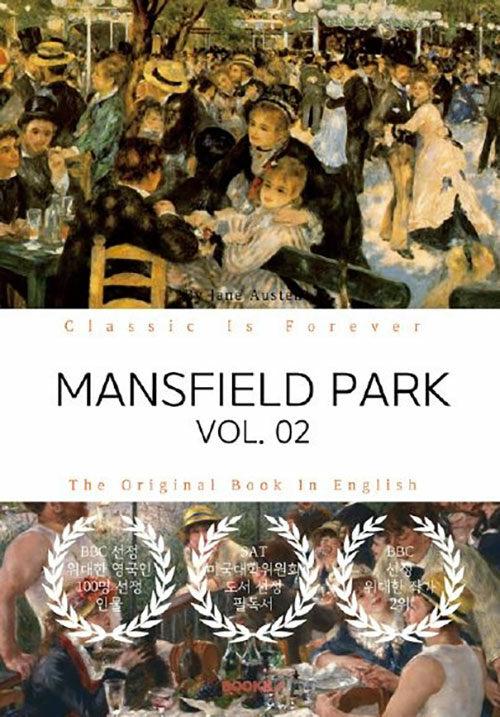 [POD] MANSFIELD PARK, VOL. 02 - 맨스필드 파크, 2부 (영문원서-제인 오스틴)
