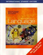 An introduction to language 8th ed
