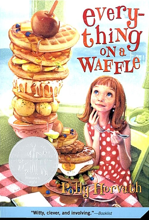 Everything on a Waffle (Paperback)