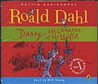 Danny the Champion of the World (Audiobook, Unabridged Edition, 영국식 발음, CD 4장)
