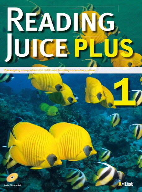 Reading Juice Plus 1 (Student Book + CD)