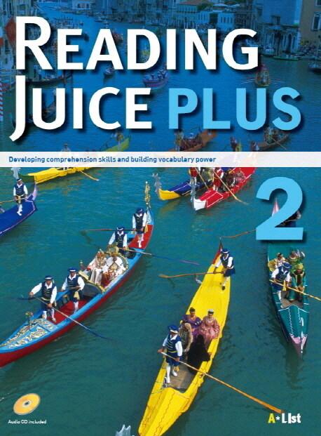 Reading Juice Plus 2 (Student Book + Audio CD)