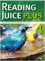 Reading Juice Plus 4 (Book with Audio CD)