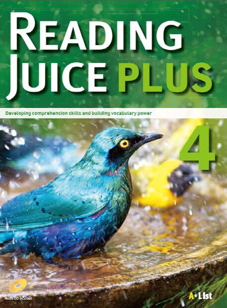 Reading Juice Plus 4 (Student Book + Audio CD)