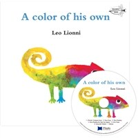 노부영 A Color of His Own (Paperback + CD)