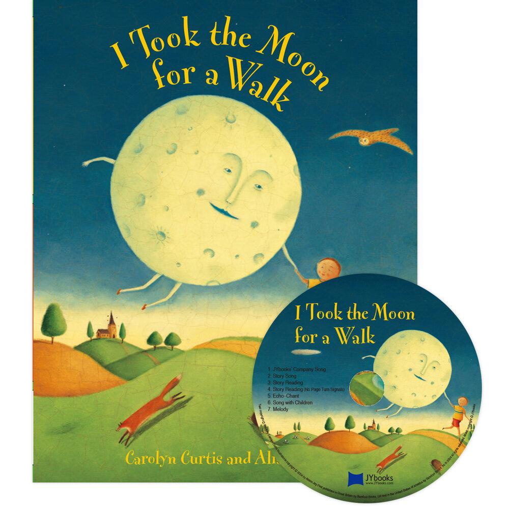 노부영 I Took the Moon for a Walk (Paperback + CD)