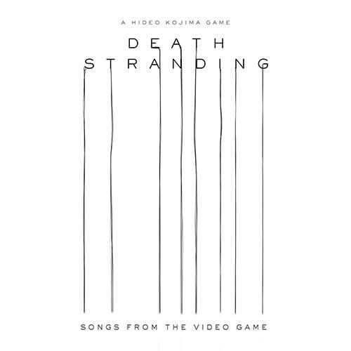 [수입] 데스 스트랜딩 게임음악 [2CD]