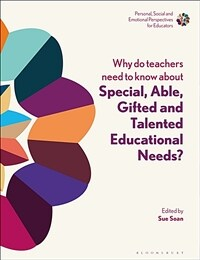 Why do teachers need to know about diverse learning needs? : strengthening professional identity and well-being