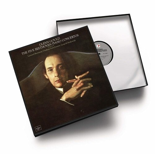 [수입] 베토벤 : 피아노 협주곡 전곡 [180g 5LP BOX SET]