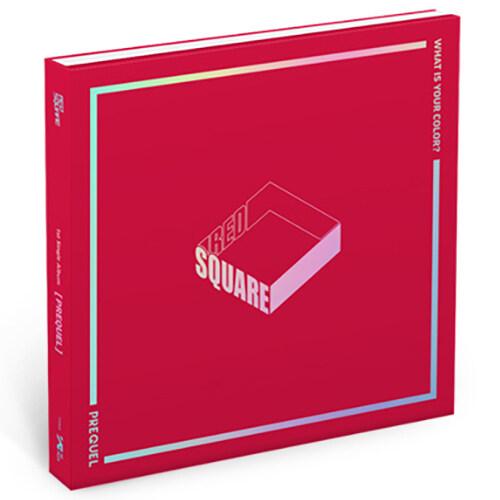 레드스퀘어 - 1ST Single Album [PREQUEL][버전 2종 중 랜덤발송]