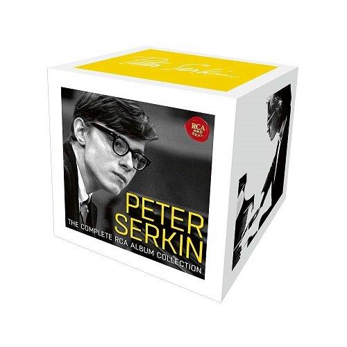 [수입] 피터 제르킨 - RCA 녹음 전곡 [오리지널 커버 35CD]