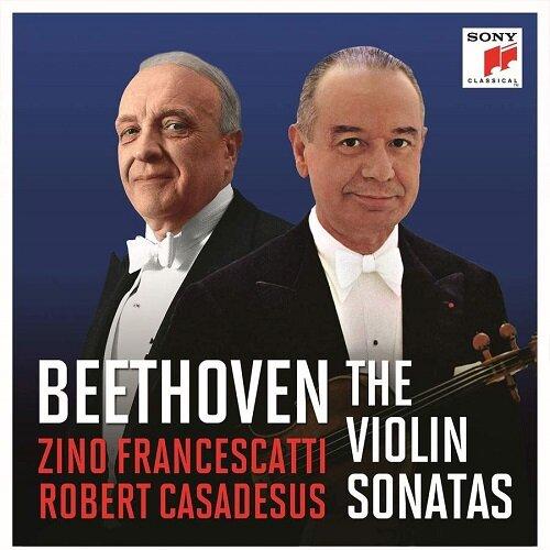 [수입] 베토벤 : 바이올린 소나타 전곡 [오리지널 커버 7CD]