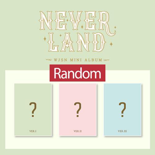 우주소녀 - 미니 [Neverland] [버전 3종 중 랜덤발송]