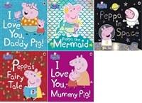 [세트] 페파피그 Peppa Pig 신간 5권 세트 (Paperback 5권)