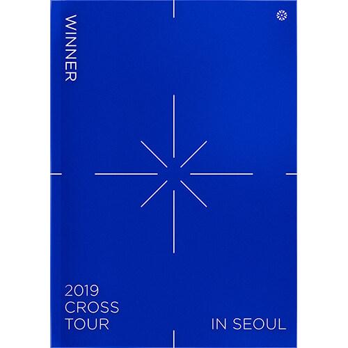 위너 - WINNER 2019 CROSS TOUR IN SEOUL [2DVD+2LIVE CD]