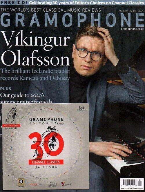 Gramophone (월간 영국판): 2020년 04월호