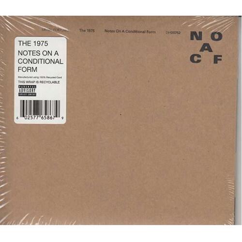 [수입] 1975 - Notes On A Conditional Form [Digipack]
