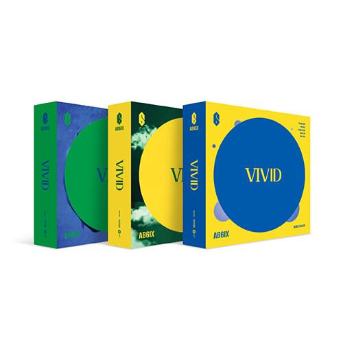 [세트] 에이비식스 - EP 2집 VIVID [V+I+D Ver.]