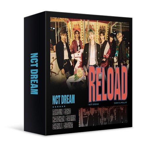 [키트 형태] 엔시티 드림 - Reload [키노앨범]