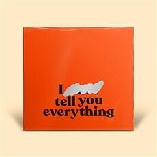 치즈 - EP앨범 I can't tell you everything