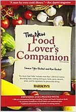 The New Food Lover's Companion (Paperback, 5)