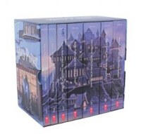Special Edition Harry Potter Paperback Box Set (Boxed Set)