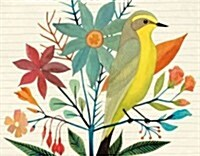 Avian Friends Desk Set [With Matching Pen and Petite Journal and Note Pad] (Other)