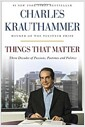 [중고] Things That Matter: Three Decades of Passions, Pastimes and Politics (Hardcover)