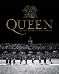 Queen: The Neal Preston Photographs (Hardcover)