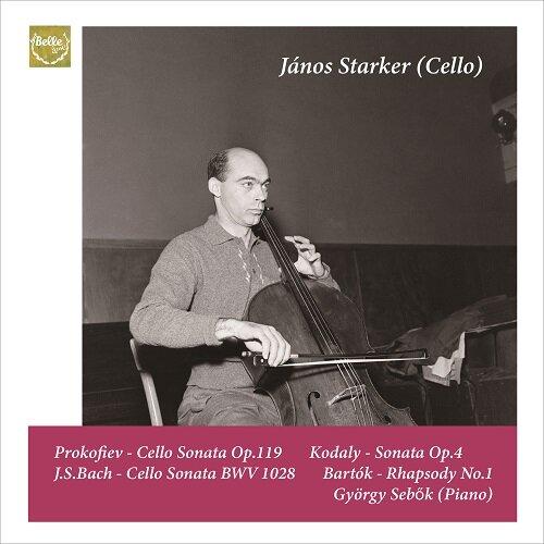 [수입] 야노스 슈타커 - 1959년, 1961년 방송 실황 (최초 CD 발매) [한정수량 단독판매]