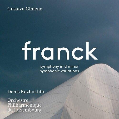 [수입] 프랑크: 교향곡 & 교향적 변주곡 [SACD Hybrid]