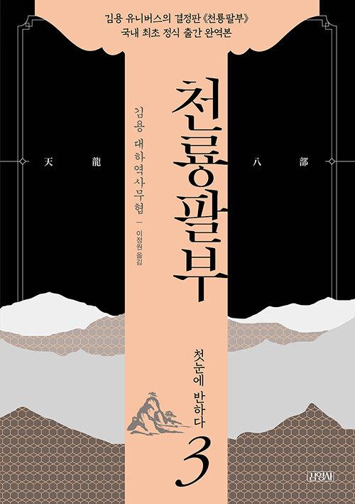 천룡팔부 3