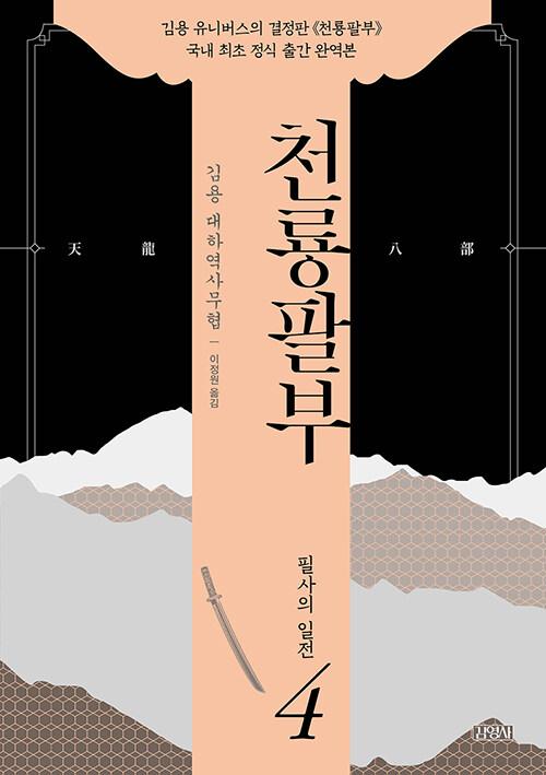 천룡팔부 4