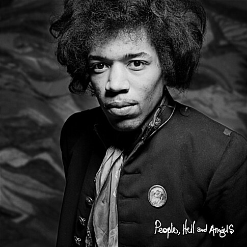 Jimi Hendrix - People, Hell And Angels [고급 실버 디지팩]