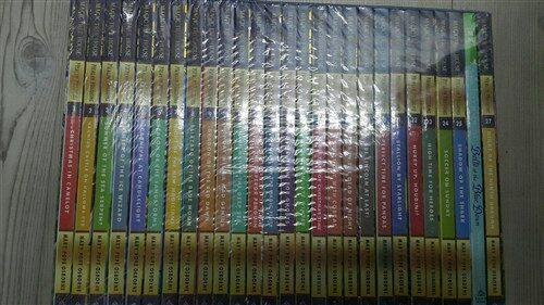 [중고] Magic Tree House Merlin Missions Books 1-25 Boxed Set (Paperback)
