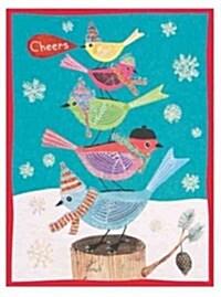 Festive Avian Friends Holiday Glitz (Other)