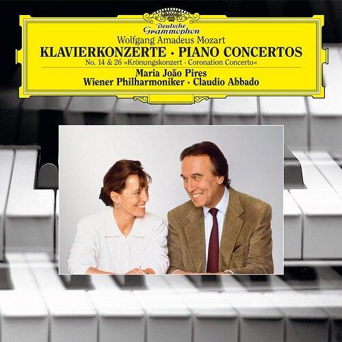 [수입] 모차르트 : 피아노 협주곡 14, 26번 (180g LP)