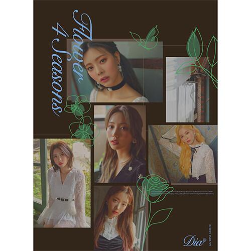 다이아 - 미니 6집 Flower 4 Seasons [Seasons Ver.]