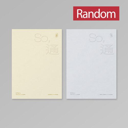 엔플라잉 - 미니 7집 So, 通 (소통) [버전 2종 중 랜덤발송]