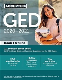 GED Study Guide 2020-2021 All Subjects: GED Test Prep and Practice Test Questions Book (Paperback)