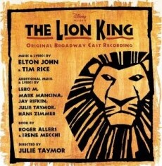Lion King O.S.T. (라이온 킹) - 1997 Original Broadway Cast